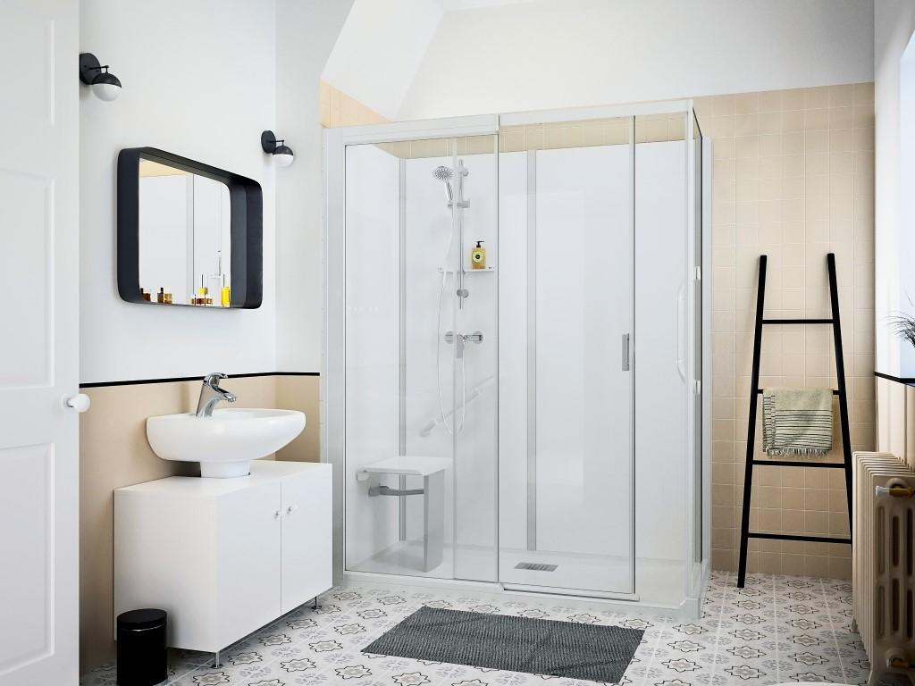 Badkamer Voor Ouderen : Seniorencomfort langer thuis wonen